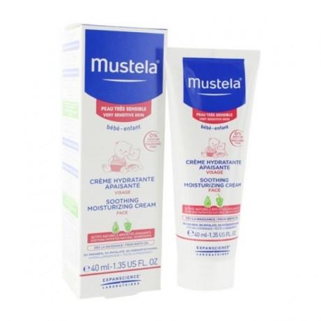 Mustela bébé enfant Crème Hydratante 40 ml prix maroc