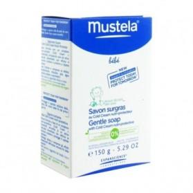 MUSTELA BEBE SAVON SURGRAS PAIN AU COLD-CREAM NUTRI-PROTECTEUR 150G