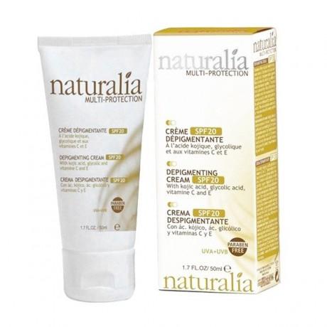 Naturalia Multi-Protection créme depigmentante spf 20 50ml prix maroc