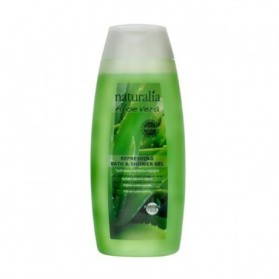 Naturalia aloe vera gel nettoyant visage et corps 400 ml prix maroc