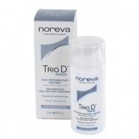 Noreva LED TRIO-D Soin Dépigmentant unifiant Sans Hydroquinone 30 ml prix maroc