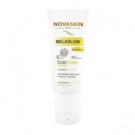 Novaskin melaslow écran solaire invisible spf50 50 ml prix maroc