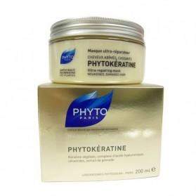 PHYTO PHYTOKERATINE MASQUE ULTRA-REPARATEUR POT 200 ML PRIX MAROC