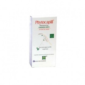 PHYTOCAPILL SHAMPOOING CHEVEUX SEC 200 ML PRIX MAROC
