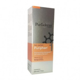Puriaderm Puriphan 1 Shampoing Energisant Hommes Et Femmes 200 Ml paraphramcie rabat