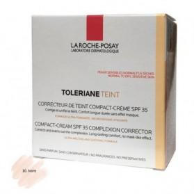 La Roche-Posay Tolériane N° 10 Ivoire clair 75 compact créme peaux sécheprix maroc - parapharmacie en ligne maroc