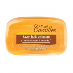 Rogé cavailles Savon Huile Veloutant huiles d'argan & amande 115gr prix maroc - parapharmacie en ligne maroc