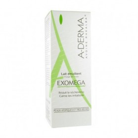 A-DERMA Exomega lait émollient - 200 ml prix maroc
