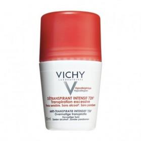 Vichy Deodorant Détranspirant Intensif 72H Transpiration Excessive 50 ml prix maroc - parapharmacie en ligne maroc
