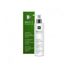 BIO12 Shampoing purifiant Sebo-Régulateur 250 ml parapharmacie maroc