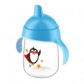 Avent : Tasse à bec anti-fuites 340 ml - 18 mois +  paraphramcie meknes
