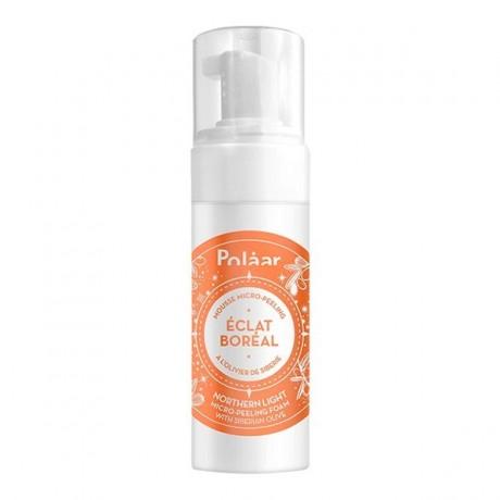 Polaar - Mousse Micro-Peeling Eclat Boréal à l'Olivier de Sibérie parapharmacie maroc