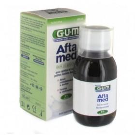 Gum aftamed bain de bouche 100ml parapharmacie meknes au maroc