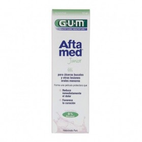 GUM AFTAMED GEL BUCCAL JUNIOR GOUT BUBBLE 12 ML AU MAROC