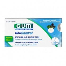 GUM HALICONTROL PASTILLES POUR L'HALEINE X10 AU MAROC
