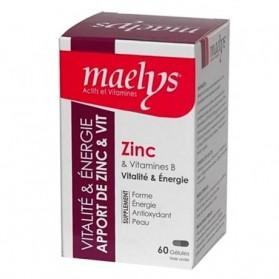 Maelys Zinc 60 Gelules prix maroc - parapharmacie en ligne