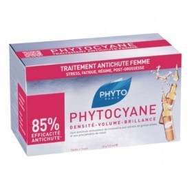 Phyto Phytocyane Soin Antichute Stimulateur de Croissance Femme 12 x 7.5 ml prix maroc