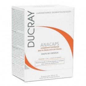Ducray Anacaps 30 caps prix maroc (traitement 1 mois)