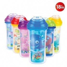 Nuby Gobelet anti-goutte isotherme Cool Sipper – 18m+  prix maroc