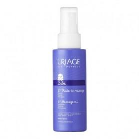 Uriage bebe 1er huile de massage spray 100ml prix maroc