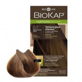 Biokap Nutricolor Delicato 6,3 blond foncé doré prix maroc