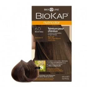 BioKap Nutricolor 6.0 Blond Tabac 140 ml prix maroc