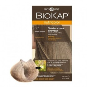 Biokap Nutricolor 7.1 Blond Suédois 140 ml prix maroc