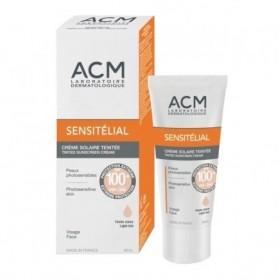 ACM SENSITELIAL ECRAN SOLAIRE SPF100+ TEINTE CLAIRE 40ML prix maroc