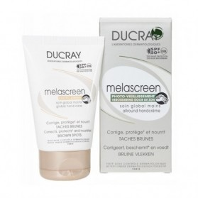 Ducray Melascreen Soin Global Mains SPF 50+ prix maroc