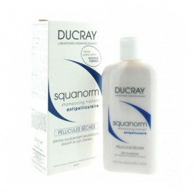 DUCRAY SQUANORM SHAMPOOING TRAITANT ANTIPELLICULAIRE PELLICULES SECHES PRIX MAROC
