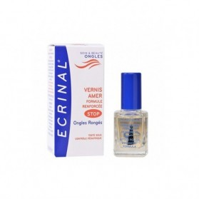 ECRINAL VERNIS AMER STOP AUX ONGLES RONGES 10ML AU MAROC
