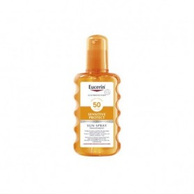 Eucerin SUN PROTECTION SENSITIVE PROTECT Fluid Matifiant SPF 50+ au maroc