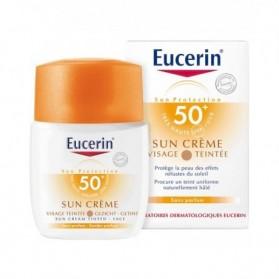 EUCERIN SUN VISAGE SPF50+ CREME TEINTEE 50ML PRIX MAROC