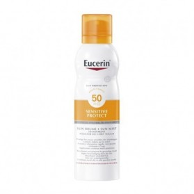 Eucerin SUN PROTECTION SENSITIVE PROTECT Brume Transparent SPF 50 prix maroc