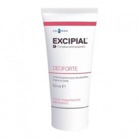 Excipial deoforte anti-transpirant pour les mains et pieds 50ml prix maroc
