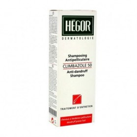 HEGOR SHAMPOOING ANTIPELLICULAIRE CLIMBAZOLE 50 150ML PRIX MAROC