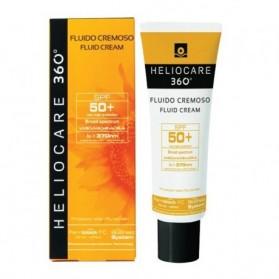 Heliocare 360° Fluide Crème Protecteur Solaire Spf50 prix maroc