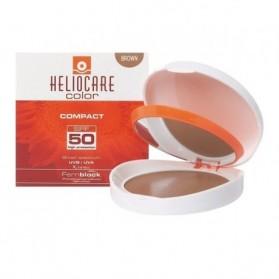 HELIOCARE OIL FREE COMPACT BROWN SPF 50 PRIX MAROC