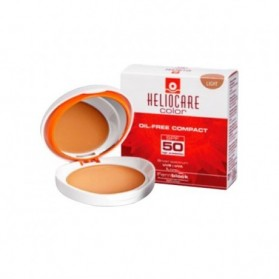 HELIOCARE OIL FREE COMPACT LIGHT SPF 50 PRIX MAROC
