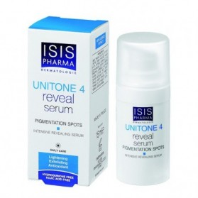 ISIS UNITONE 4 reveal serum Sérum éclaircissant intensif 15 ml