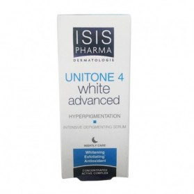 ISIS UNITONE 4 white advanced Sérum15 ml prix maroc