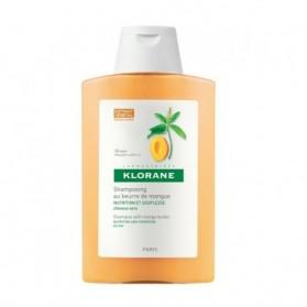 Klorane Shampoing Traitant Nutritif au Beurre de Mangue prix maroc